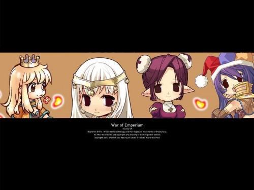 Ragnarok Online, Sage (Ragnarok Online), Priestess (Ragnarok Online), Dancer (Ragnarok Online) Wallpaper