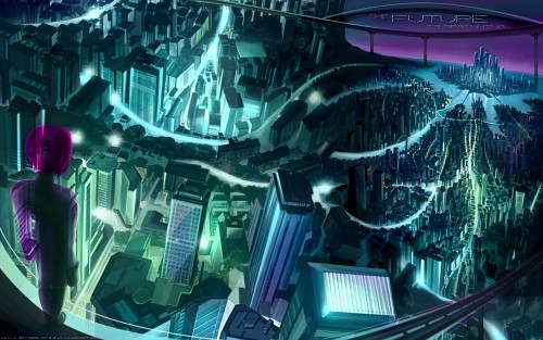 Masamune Shirow, Ghost in the Shell, Motoko Kusanagi Wallpaper