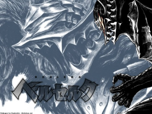 Kentaro Miura, OLM Digital Inc, Berserk, Guts Wallpaper
