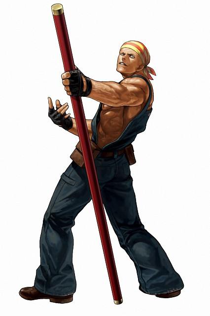 SNK, King of Fighters, Fatal Fury, Billy Kane