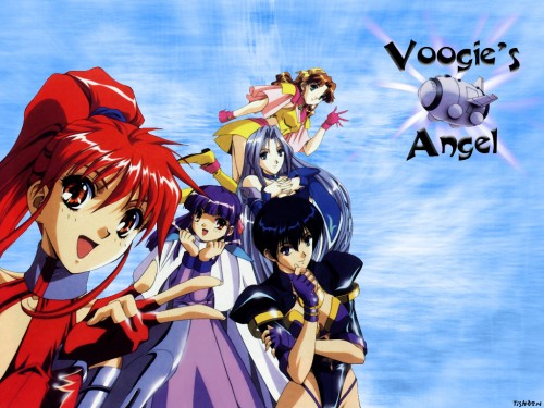 Voogie's Angel Wallpaper