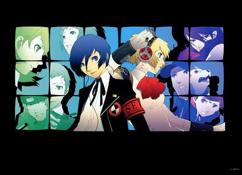 Shigenori Soejima, Atlus, Soejima Shigenori Artworks 2004-2010, Shin Megami Tensei: Persona 3, Fuuka Yamagishi