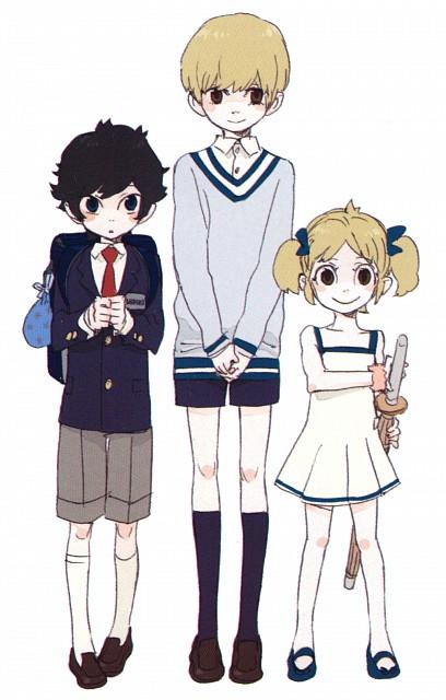 Yuuki Kamatani, J.C. Staff, Nabari no Ou, Raiko Shimizu, Raimei Shimizu