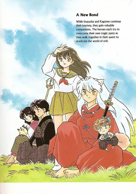 Rumiko Takahashi, Inuyasha, Kirara, Inuyasha (Character), Shippou