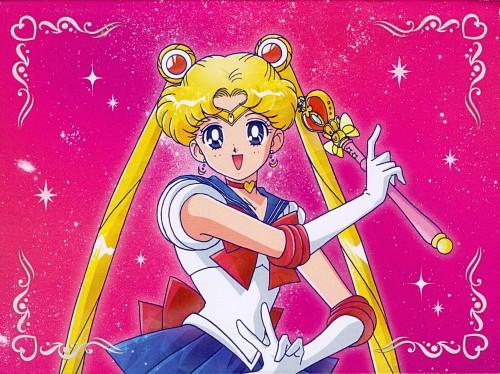 Toei Animation, Bishoujo Senshi Sailor Moon, Sailor Moon