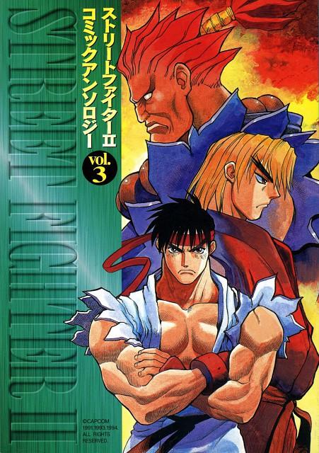 Capcom, Street Fighter, Ryu, Ken Masters, Akuma (Street Fighter)