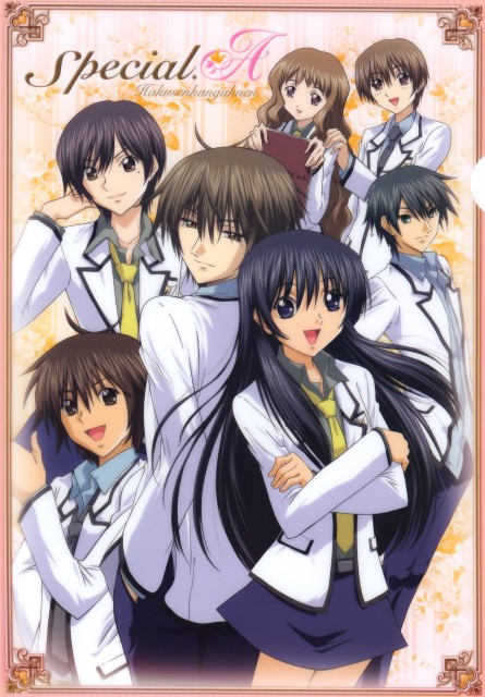 Anime International Company, Gonzo, Special A, Hikari Hanazono, Tadashi Karino