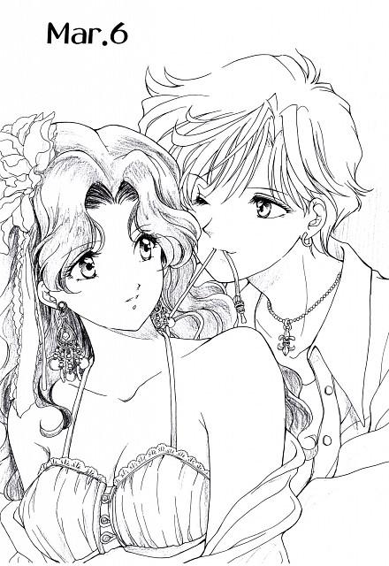 Studio Canopus, Bishoujo Senshi Sailor Moon, Michiru Kaioh, Haruka Tenoh, Doujinshi