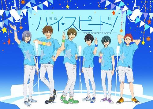 Futoshi Nishiya, Kyoto Animation, Free!, Nao Serizawa, Haruka Nanase (Free!)