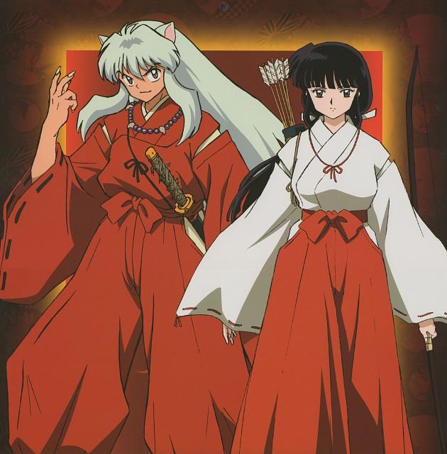 Rumiko Takahashi, Sunrise (Studio), Inuyasha, Inuyasha (Character), Kikyou