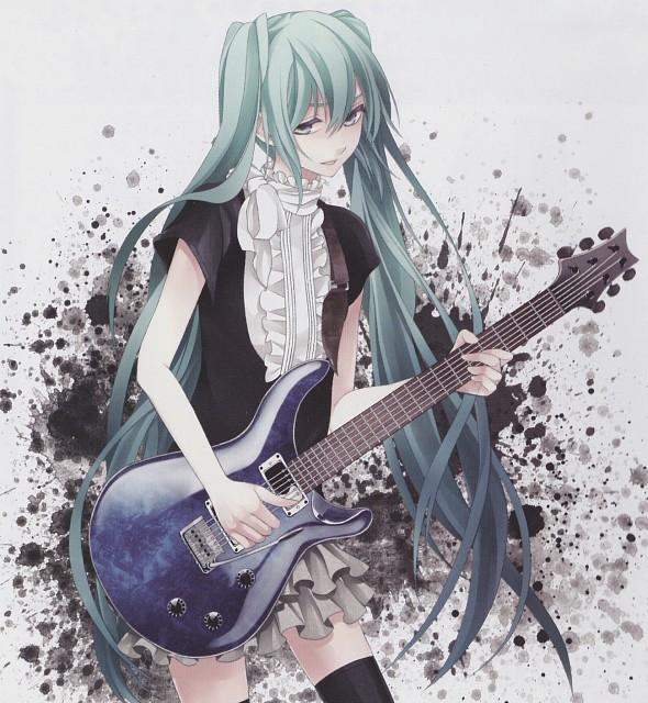 Macco, Vocaloid, Miku Hatsune