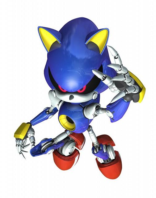 Sega, SONIC Series, Metal Sonic, Official Digital Art