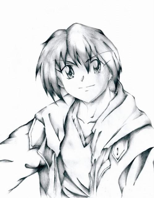 Weiss Kreuz, Omi Tsukiyono
