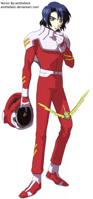 Mobile Suit Gundam SEED, Torii (Gundam SEED), Athrun Zala, Vector Art