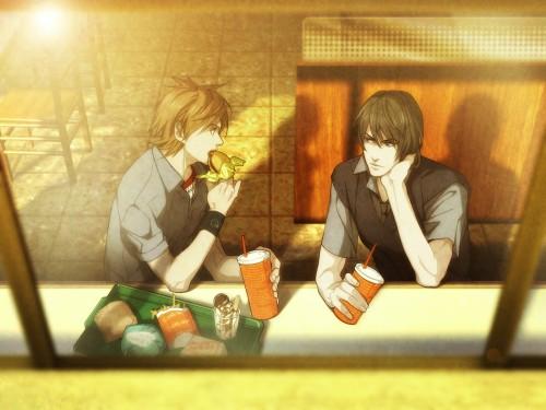 Nitro+, Sweet Pool, Makoto Mita, Youji Sakiyama, Game CG