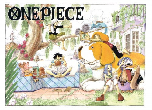 Eiichiro Oda, Toei Animation, One Piece, Color Walk 2, Usopp