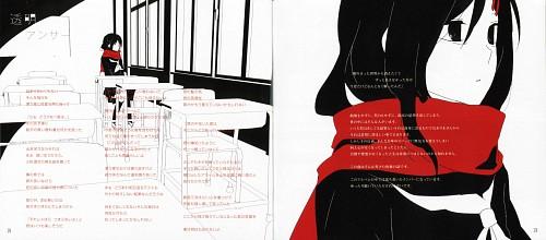 Wannyanpu, Shaft (Studio), Kagerou Days, Ayano Tateyama