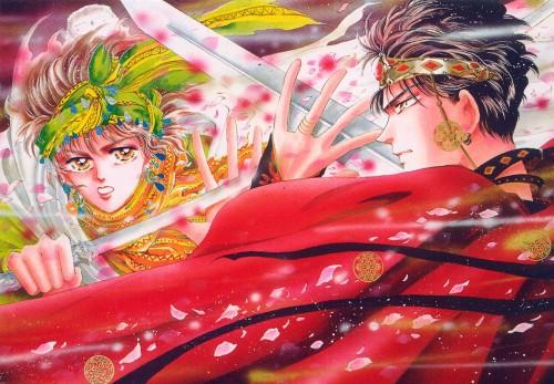 Yumi Tamura, KSS, Legend of Basara, Sarasa, Shuri