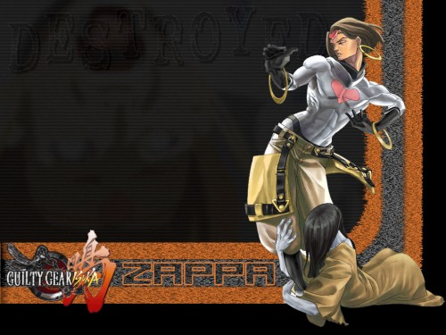 Guilty Gear, Zappa Wallpaper