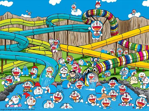 Hiroshi Fujimoto, Shin-Ei Animation, Doraemon, Doraemon (Character), Dorami Wallpaper