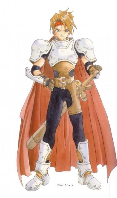Namco, Tales of Phantasia - The Origin, Tales of Phantasia, Cless Alvein, Occupations