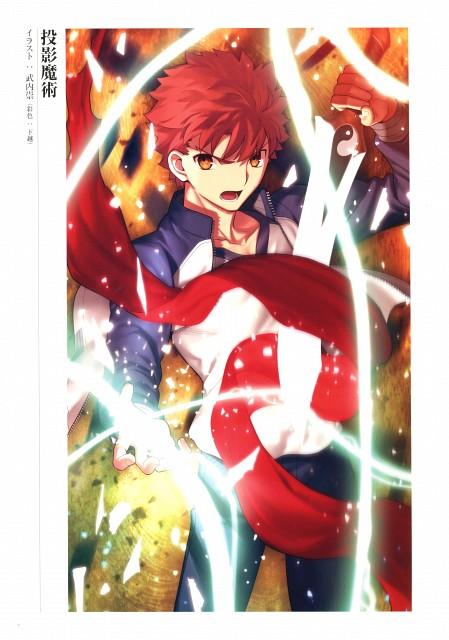 Takashi Takeuchi, TYPE-MOON, Fate/Grand Order Memories I, Fate/Grand Order, Fate/stay night