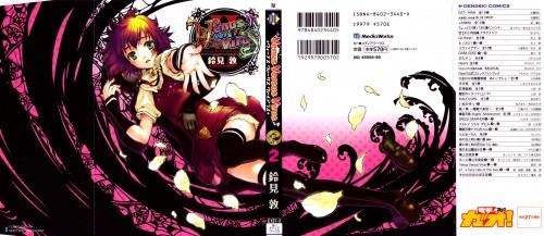 Atsushi Suzumi, Venus Versus Virus, Sumire Takahana, Manga Cover