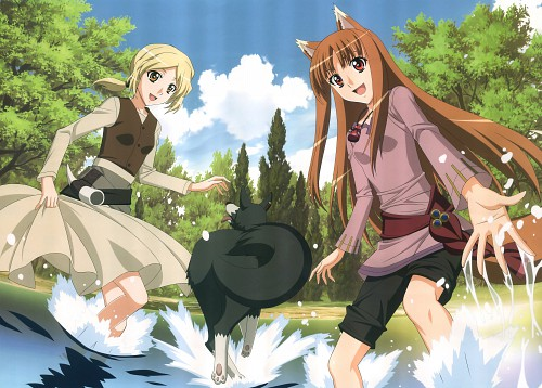 Spice and Wolf, Horo, Nora Arendt