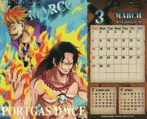 Eiichiro Oda, Toei Animation, One Piece, Marco (One Piece), Portgas D. Ace