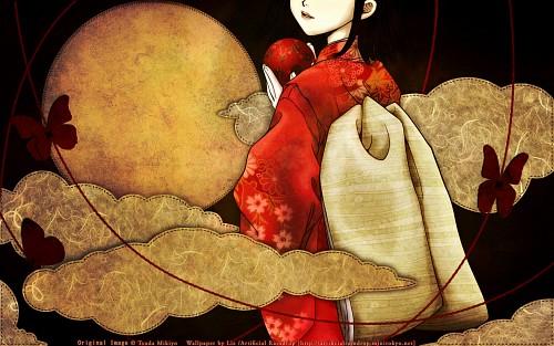 Tsuda Mikiyo Wallpaper