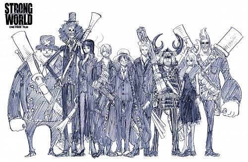 Eiichiro Oda, Toei Animation, One Piece, Monkey D. Luffy, Tony Tony Chopper