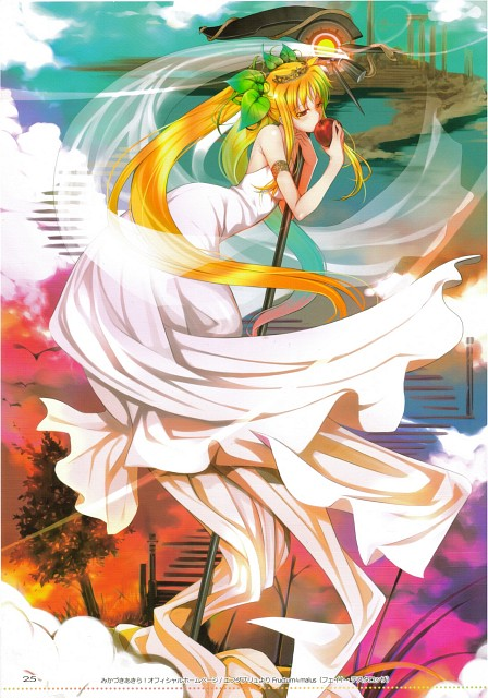 Akira Mikazuki, Mahou Shoujo Lyrical Nanoha StrikerS, Espresso -color Collection Vol.9-, Fate Testarossa, Comic Market 80
