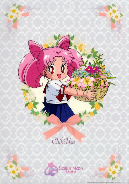 Toei Animation, Bishoujo Senshi Sailor Moon, Chibi Usa