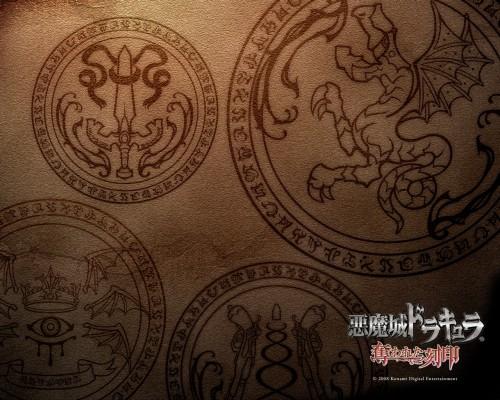 Ayami Kojima, Masaki Hirooka, Castlevania, Official Wallpaper