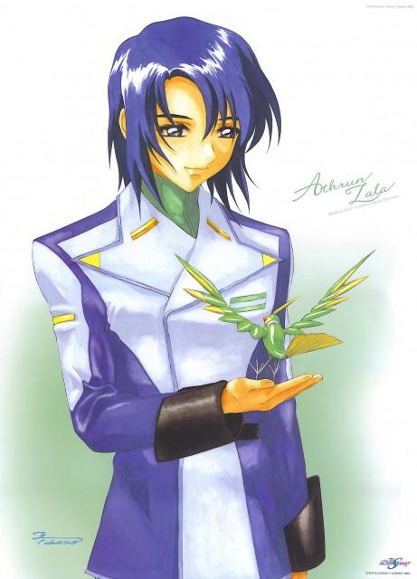 Youichi Fukano, Sunrise (Studio), Mobile Suit Gundam SEED Destiny, Torii (Gundam SEED), Athrun Zala