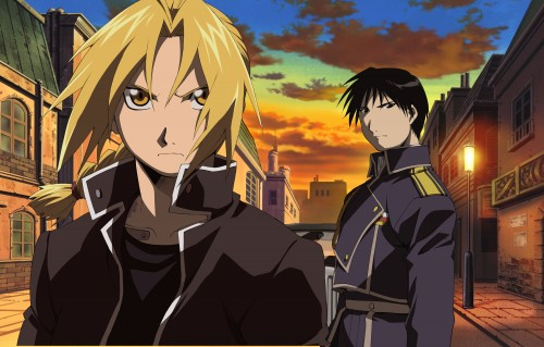 Hiroko Oguri, Hiromu Arakawa, BONES, Fullmetal Alchemist, Roy Mustang
