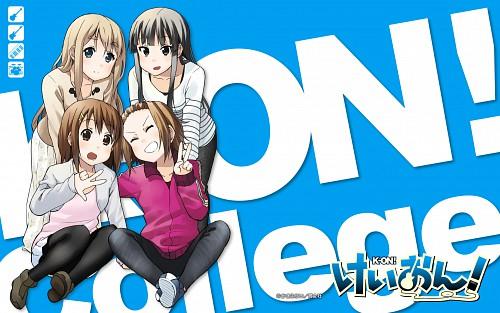 Kakifly, Kyoto Animation, K-On!, Mio Akiyama, Yui Hirasawa