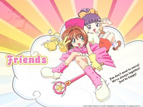CLAMP, Madhouse, Cardcaptor Sakura, Sakura Kinomoto, Keroberos Wallpaper