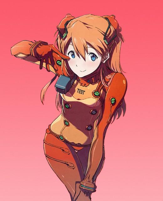 Khara, Neon Genesis Evangelion, Asuka Langley Soryu