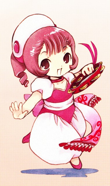 CLAMP, Chobits, Chobits Fan Book, Sumomo