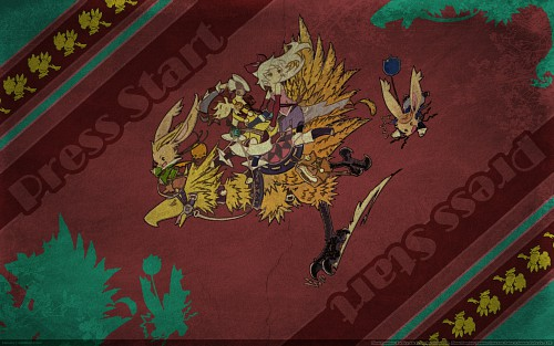 Final Fantasy Fables: Chocobo Tales Wallpaper