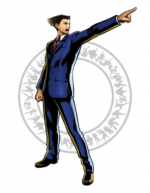 Capcom, Marvel vs Capcom 3, Ace Attorney, Phoenix Wright