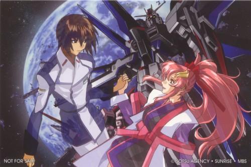 Sunrise (Studio), Mobile Suit Gundam SEED Destiny, Kira Yamato, Lacus Clyne