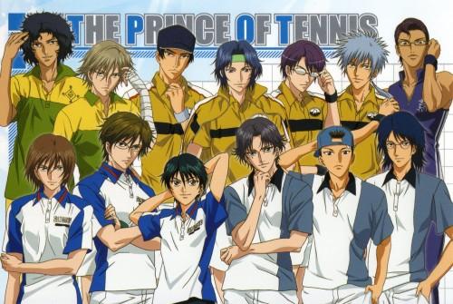 Takeshi Konomi, J.C. Staff, Prince of Tennis, Eishirou Kite, Seiichi Yukimura