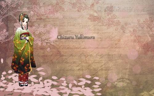 Yone Kazuki, Idea Factory, Hakuouki Shinsengumi Kitan, Chizuru Yukimura, Kosuzu Wallpaper