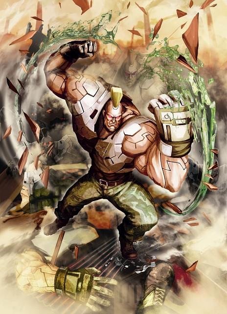 Namco, Street Fighter x Tekken, Tekken, Jack-X
