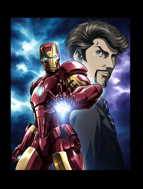 Madhouse, Iron Man (Series), Iron Man (Character)