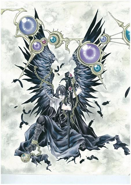 Hotaru Odagiri, Uragiri wa Boku no Namae wo Shitteiru, Luka Crosszeria, Asuka Magazine