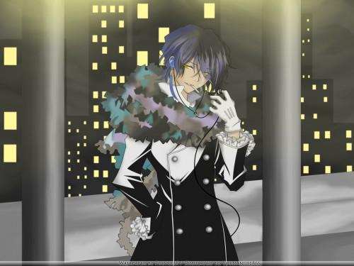 Jun Mochizuki, Xebec, Pandora Hearts, Gilbert Nightray Wallpaper
