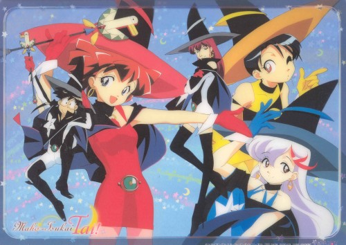 Madhouse, Mahou Tsukai Tai!, Akane Aikawa, Nanaka Nakatomi, Sae Sawanoguchi